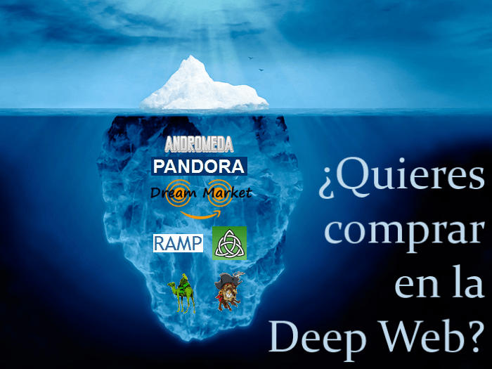 Comprar en la DeepWeb